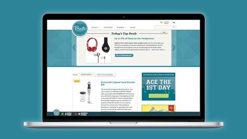 Brad S Deals Launches Redesigned Site Puts Focus On Personalized Shopping