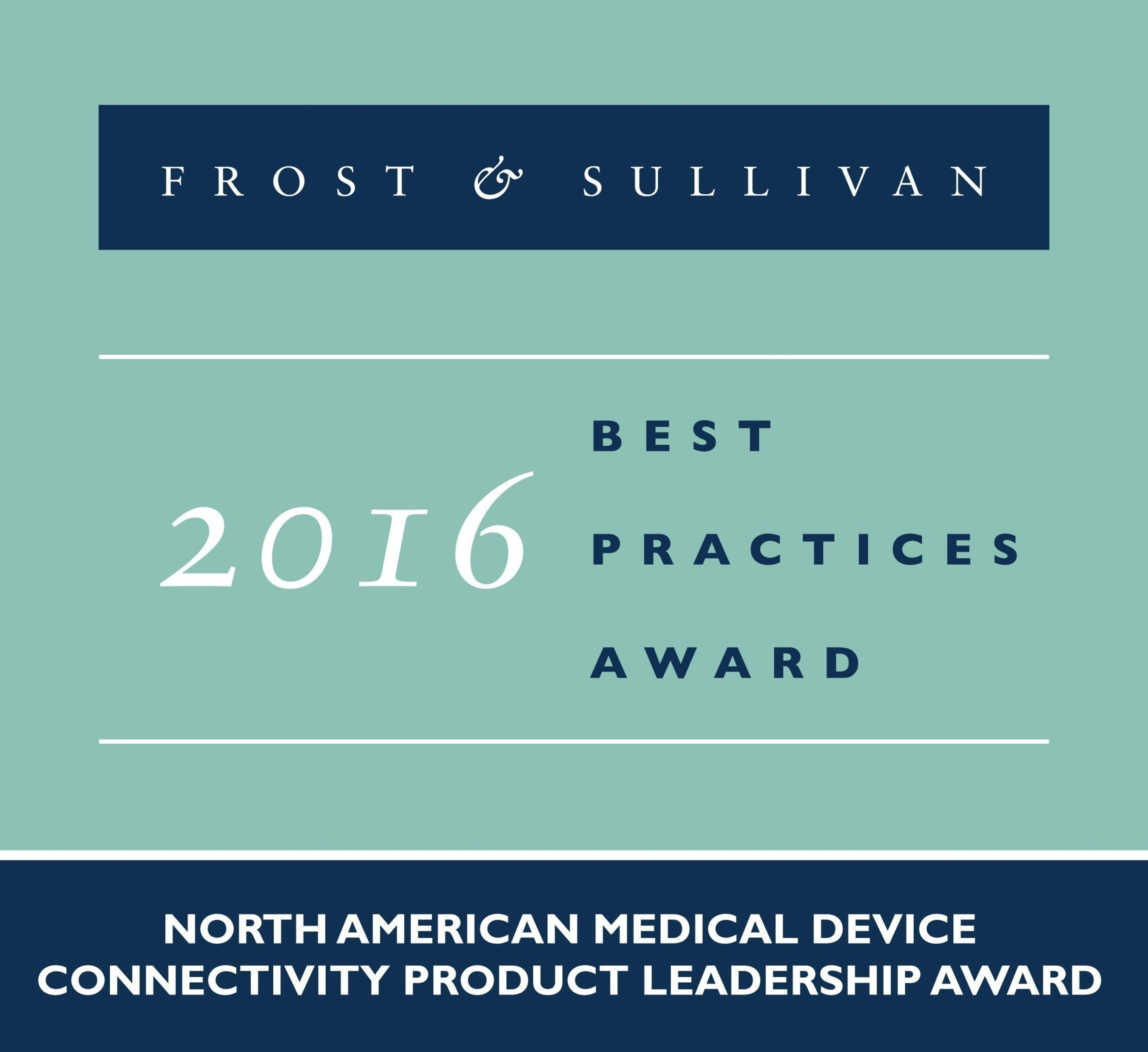 Frost Sullivan Applauds Bernoulli For Its Market Leading Clinical Alarm Platform Enabling Secure End To Medical Device Connectivity