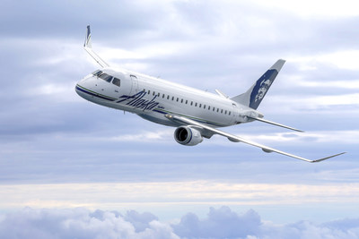SkyWest adds eight E175s to fleet for Alaska Airlines flying.