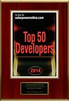 """A National Electric Service Selected For """"2014 Top 50 Developers"""""""