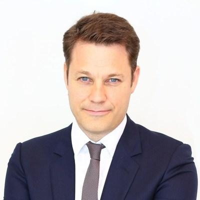 Gabriel Baertschi CEO Grunenthal Group (PRNewsFoto/Grunenthal Group)