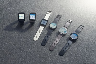 Hyundai Blue Link debuts its new smartwatch app using the latest Android Wear smartwatches.