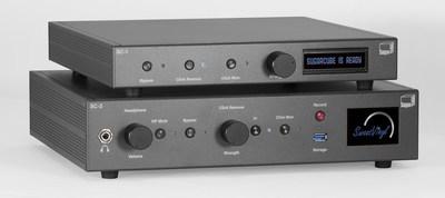 SweetVinyl Sugarcube SC-1 and SC-2 Vinyl Recording and Playback Components