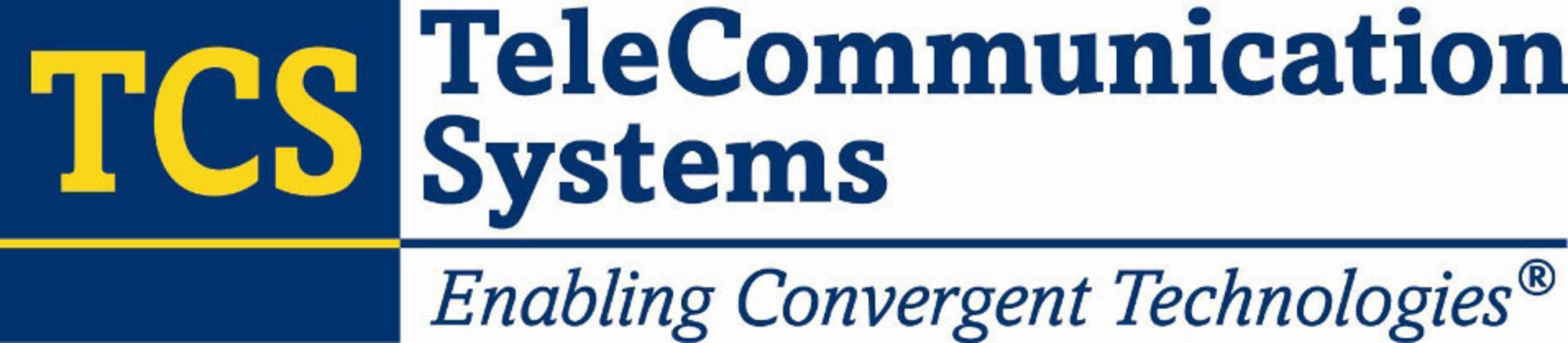 TeleCommunication Systems, Inc. Logo
