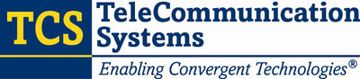 TeleCommunication Systems, Inc. Logo.
