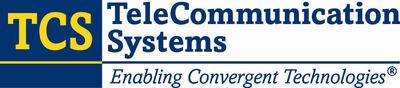TeleCommunication Systems, Inc. Logo.  (PRNewsFoto/TeleCommunication Systems, Inc.)