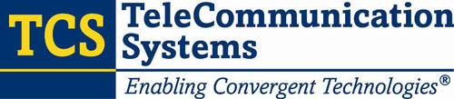 TeleCommunication Systems, Inc. Logo.  (PRNewsFoto/TeleCommunication Systems, Inc.)
