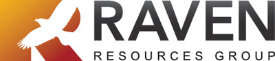 Raven Resources Group logo.  (PRNewsFoto/Raven Resources Group)