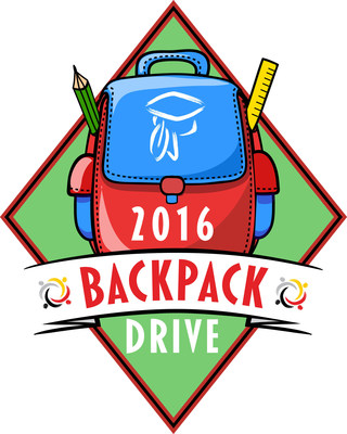 Partnership With Native Americans 2016 Backpack Drive. Donate by August 12 to Help Set Native American Students Up For Success.