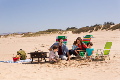 Find the perfect picnic spot along the Highway 1 Discovery Route.