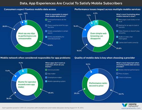Vasona Networks Aug 2013 Consumer Survey Insights.  (PRNewsFoto/Vasona Networks)