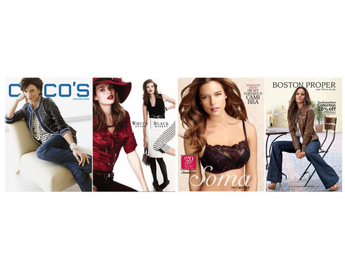 Chico's Brands2.  (PRNewsFoto/Chico's FAS, Inc.)