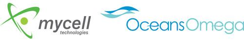Mycell Technologies/Oceans Omega. (PRNewsFoto/Mycell Technologies LLC) (PRNewsFoto/MYCELL TECHNOLOGIES LLC)