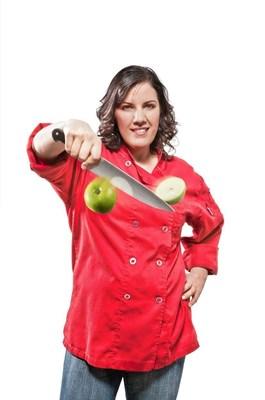Chef Anna Harouvis