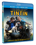 From Academy Award(R) Winners Steven Spielberg and Peter Jackson - The 2012 Golden Globe(R) Winner For Best Animated Feature Film - The Adventures Of Tintin - Debuts On Blu-ray 3D(tm), Blu-ray(tm) and DVD March 13, 2012.  (PRNewsFoto/Paramount Home Media Distribution)