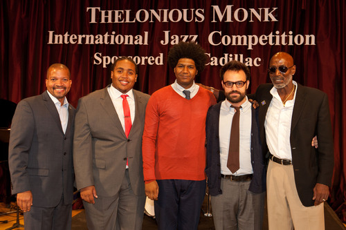 Thelonious Monk Institute of Jazz Finalists Share Stage With Aretha Franklin, Herbie Hancock, Chris