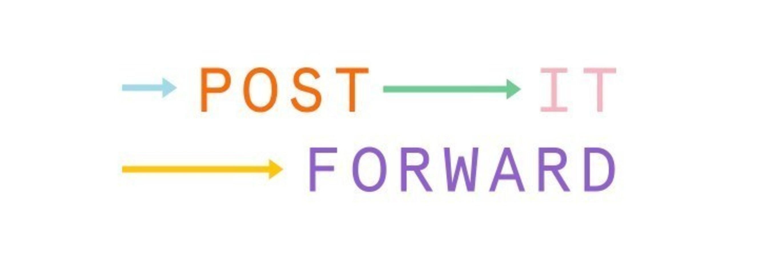 Post It Forward