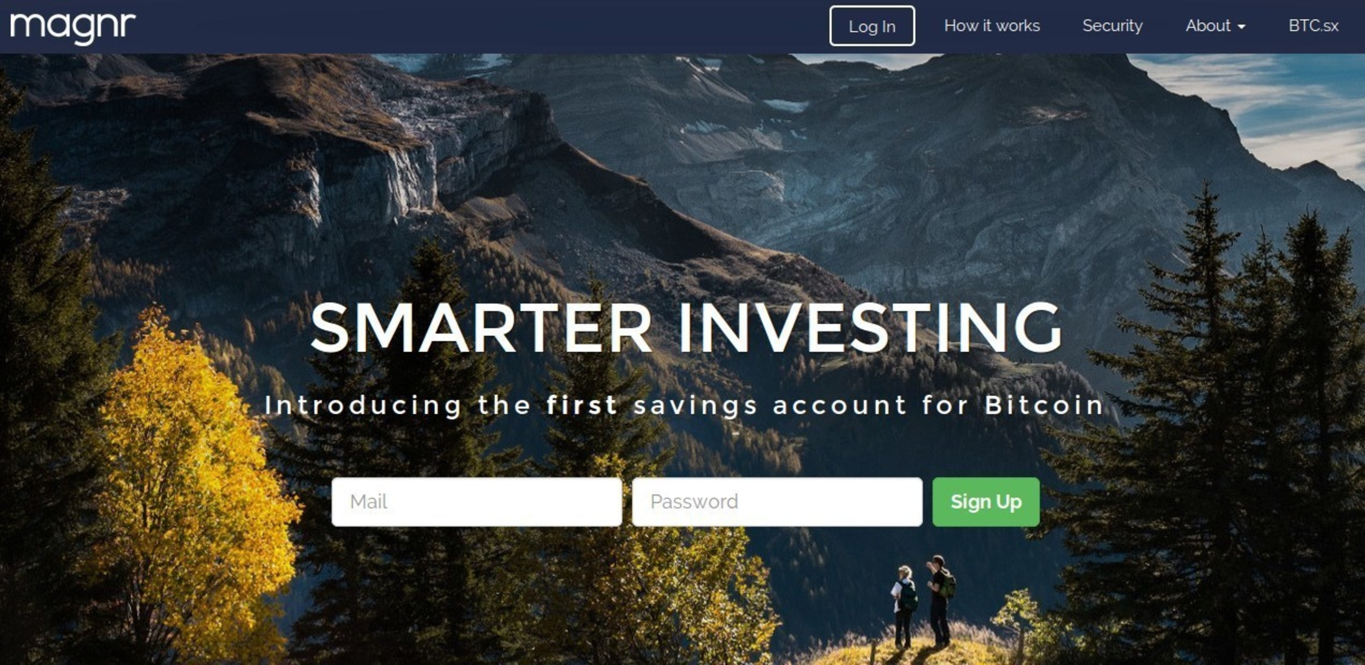 Magnr Launches World's First Blockchain Based Bitcoin Savings Accounts - Latest BTC.sx Product