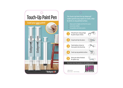The Slobproof Touch-Up Paint Pen