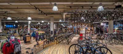 REI DC Flagship store opens in Washington, D.C. Credit: CallisonRTKL Inc.