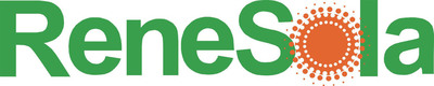 ReneSola Logo. (PRNewsFoto/ReneSola Ltd)