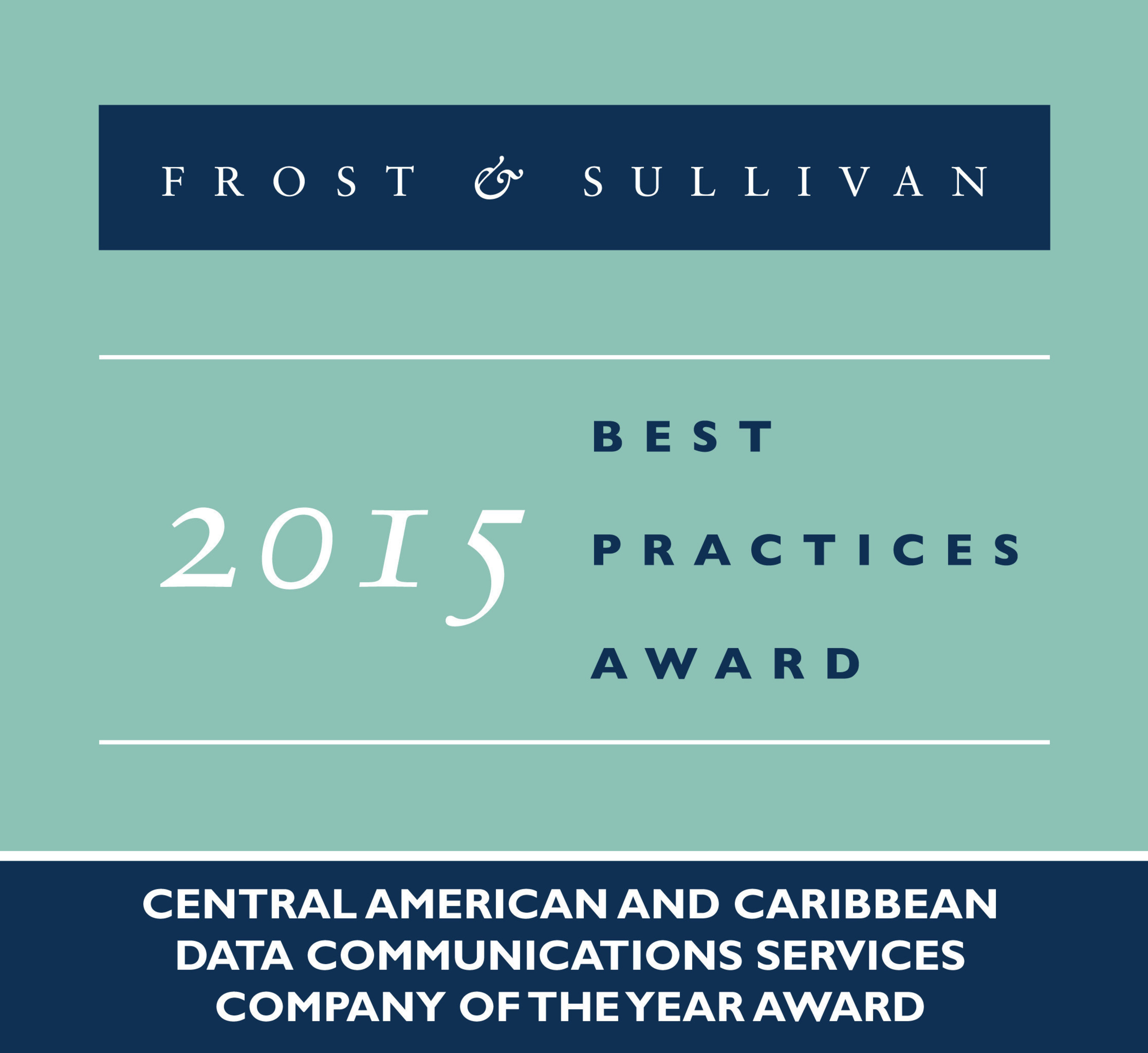 Frost & Sullivan Confers C&W Business with the Company of the Year Award for its Robust Product