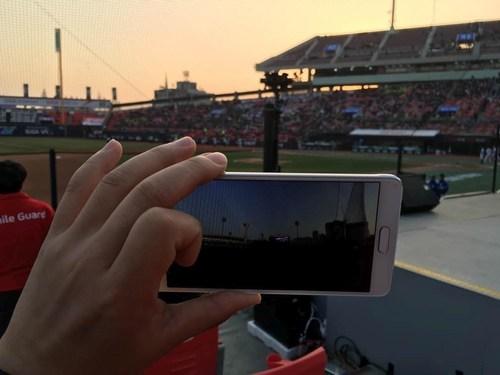 Le NexPlayer360 SDK utilisé pour diffuser en direct et en réalité virtuelle le match de baseball KT