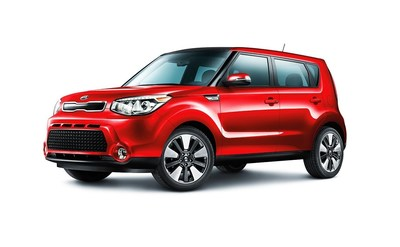 The 2015 Kia Soul has found its way to the Bill Jacobs Kia showroom and offers an all-around option for Chicago area drivers. (PRNewsFoto/Bill Jacobs Kia)