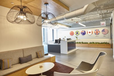 Enova International, Inc., a leading technology and analytics company focused on online lending, today celebrated the opening of its new 160,000-square-foot office in the Loop.