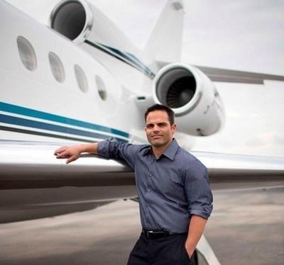 Airstream Jets CEO Peter Maestrales (PRNewsFoto/Airstream Jets Inc.)