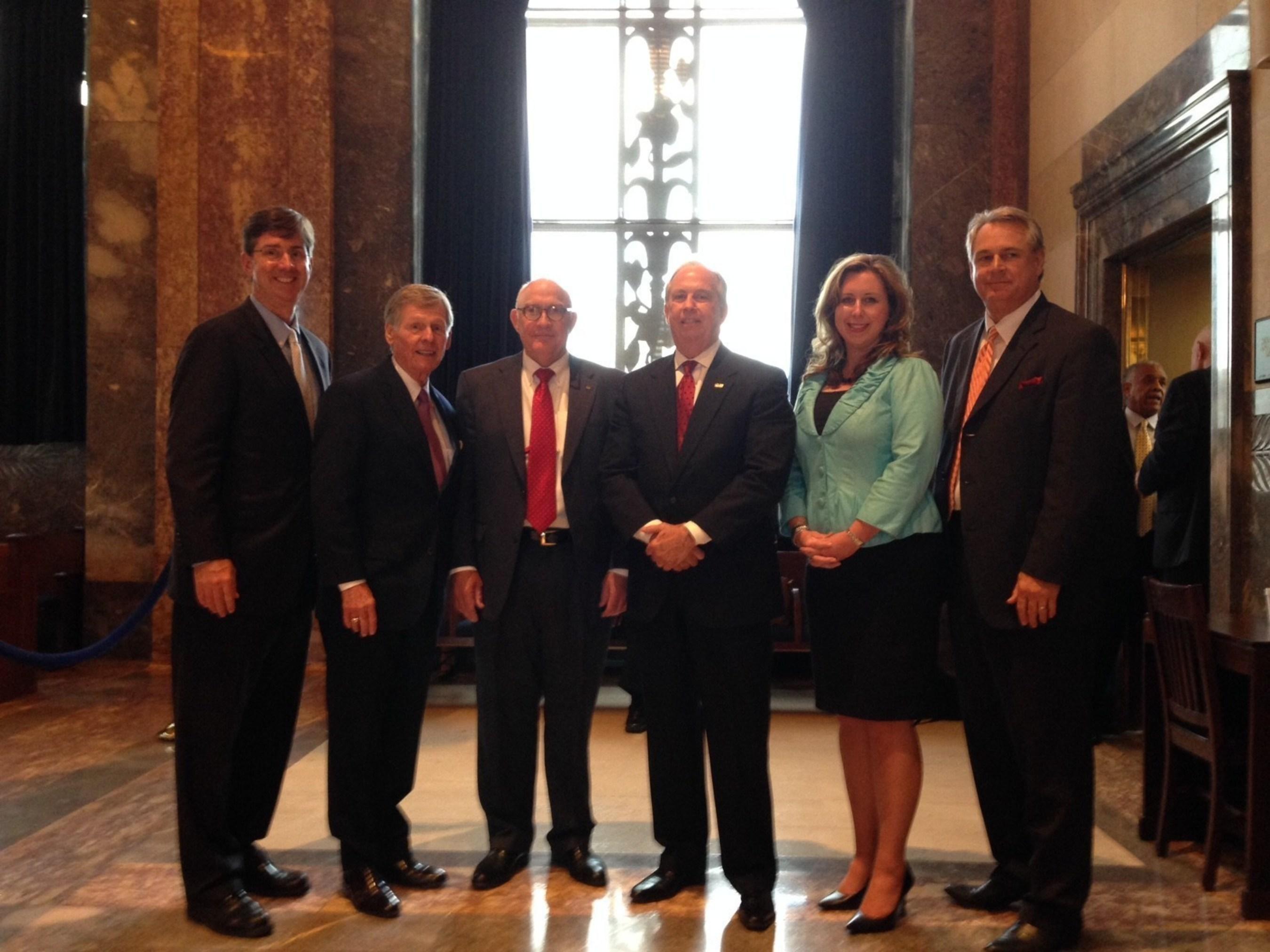 Louisiana Legislators Commend FHLB Dallas on 25th Anniversary of Affordable Housing Program