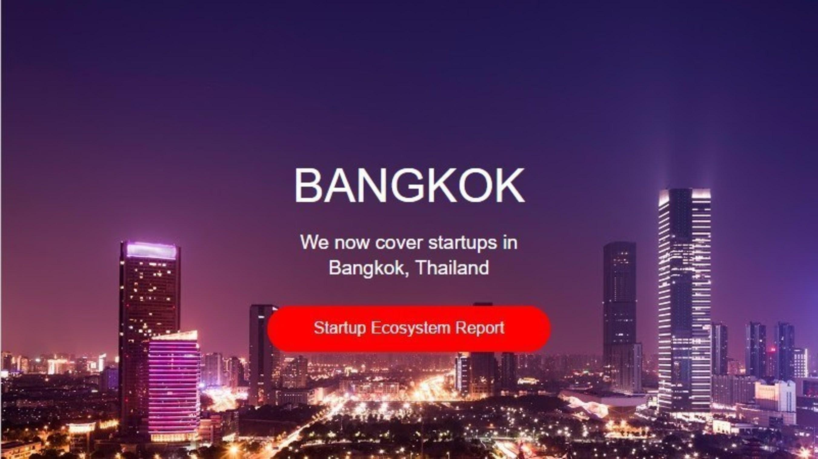 Bangkok Startup Ecosystem