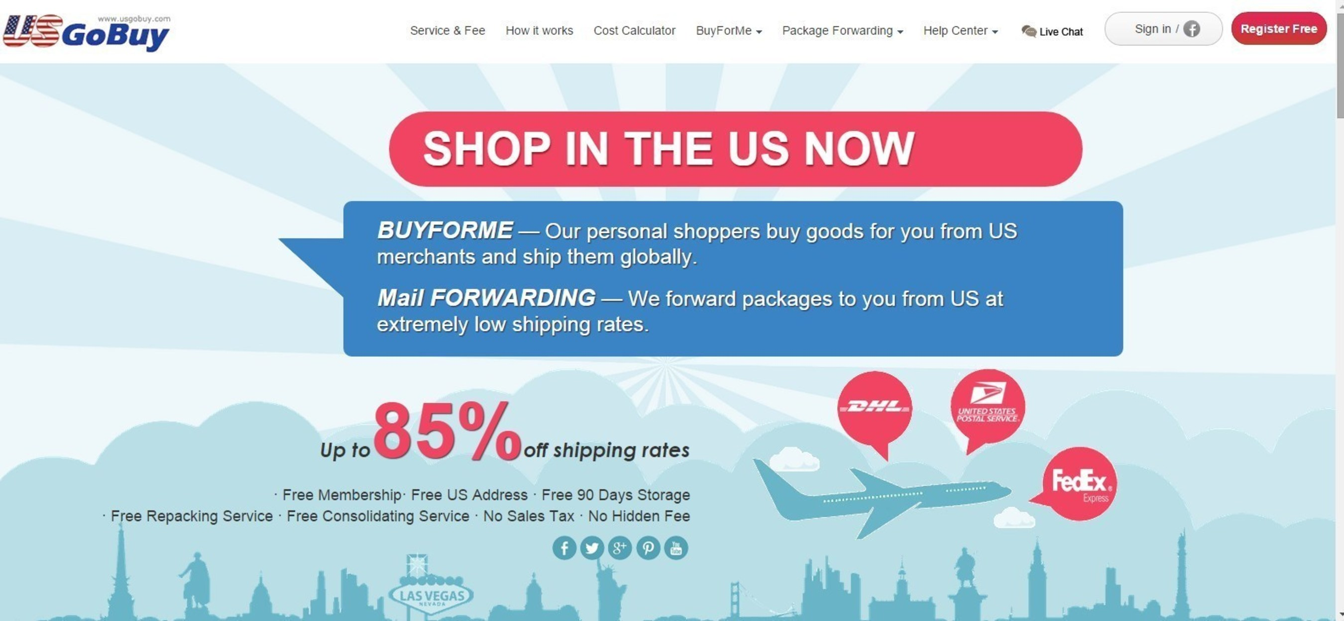 US Go Buy Makes Online Shopping in the US Easier Than Ever For Worldwide Buyers