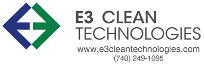 E3 Clean Technologies logo.  (PRNewsFoto/E3 Clean Technologies)