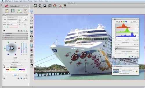 SilverFast Ai Studio 8 for Canon CanoScan 9000F Mark II, Scan Software (PRNewsFoto/LaserSoft Imaging AG)