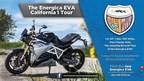 The Energica Eva California 1 Tour
