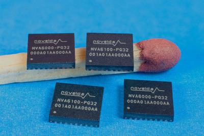 Novelda Chips.  (PRNewsFoto/Novelda AS)