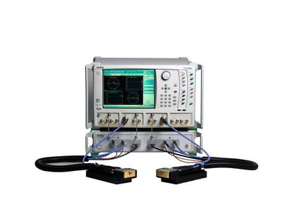 Anritsu VectorStar ME7838A broadband Vector Network Analyzer.  (PRNewsFoto/Anritsu Company)