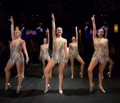 On December 16 at TAO Downtown in NYC, the Rockettes performed at The Lustgarten Foundation's 15th annual Holiday Rock & Roll Bash, and due to Cablevision's support, every dollar of the more than $2 million raised will go directly to pancreatic cancer research.