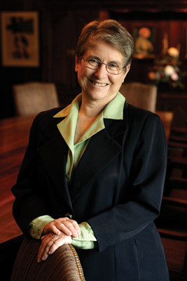 After almost 20 years of service to the university, the last 12 as its president, St. Bonaventure University President Sr. Margaret Carney, O.S.F., announced today her decision to step down from the position on July 31, 2016.