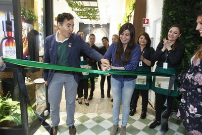 Ribbon Cutting to Unveil New Store Opening at Plaza Egana Mall in Santiago, Chile