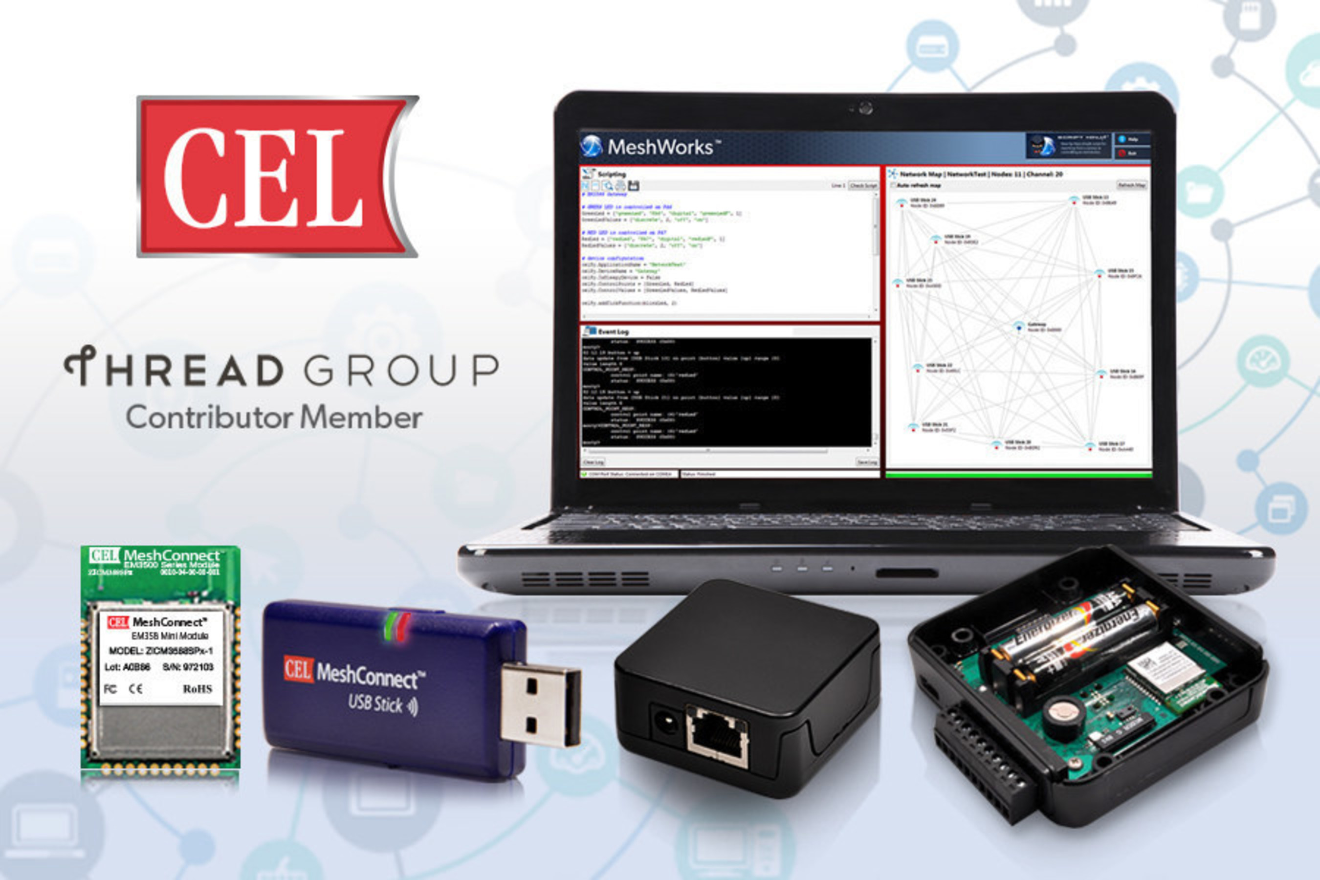 CEL Thread-Ready Products Available Today