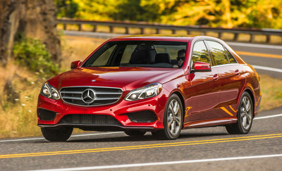2014 E250 BlueTEC.  (PRNewsFoto/Mercedes-Benz USA)