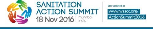 Sanitation Action Summit Logo (PRNewsFoto/WSSCC)
