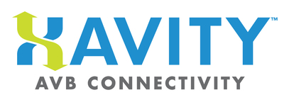 Xavity(TM) AVB Connectivity.  (PRNewsFoto/Lab X Technologies, LLC)