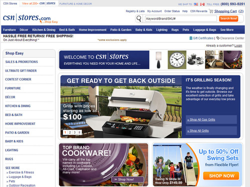 Online Giant CSN Stores Achieves Its Best Quarter Ever
