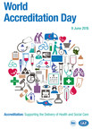 The U.S. will celebrate World Accreditation Day with a free webinar on June 9.