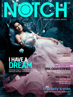 NOTCH Creates Digital Magic With Chitrangda Singh