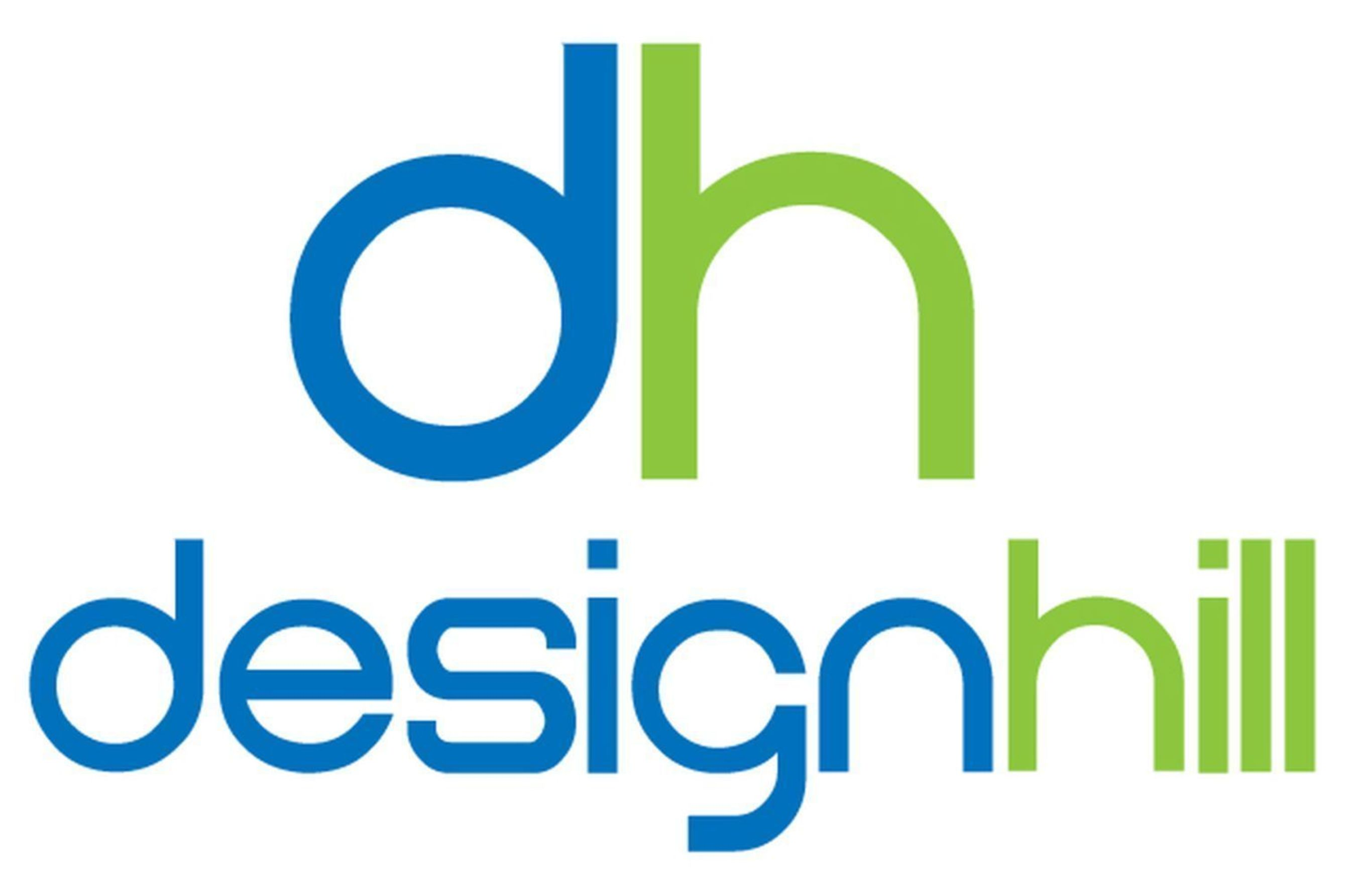 DesignHill Logo (PRNewsFoto/DesignHill)