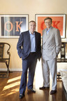 Silver Eagle Acquisition Corp. founders Harry Sloan and Jeff Sagansky